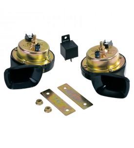 Avertisseur électrique standard unipolaire blister