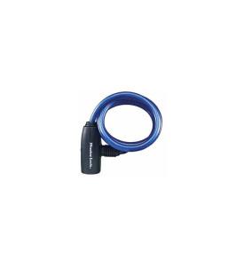 Câble antivol acier torsadé