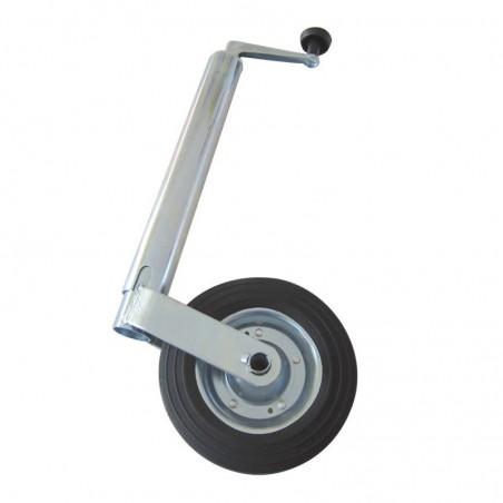 Roue jockey diam 48 mm - 130 kg