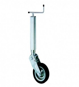 Roue jockey diam. 70 mm - 900 kg