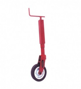 Roues jockey diam. 70 mm - 1000 kg
