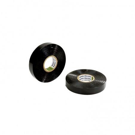 Rouleaux adhésifs 10 m x 15 mm - coloris noir