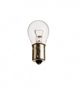 Ampoule poirette mono fil BA 15S 24V