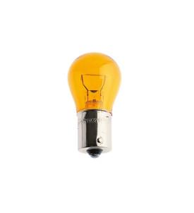 Ampoule poirette monofil Ambre BAY 15S 12V - boîte de 10