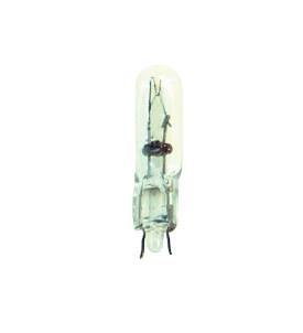 Ampoule témoin WB T5 12V 1,2W - boîte de 10
