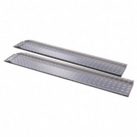 2 rampes aluminium 500 KG 1,9 m