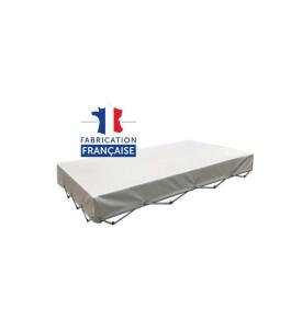 Bâche plate pour remorque premium dim. 202 x 130 cm