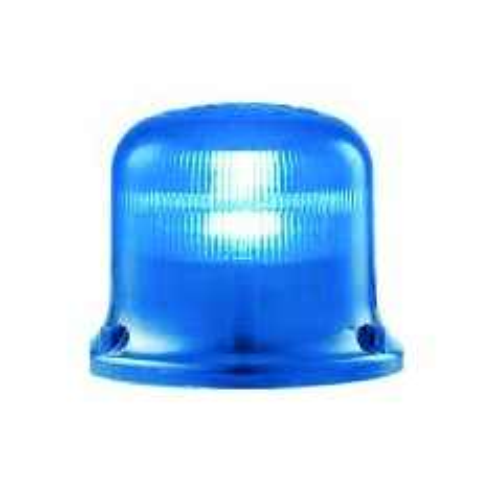 Gyrophare RIGATO à poser bleu 12/24 V