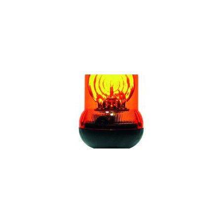 Gyrophare orange LR93 tige rigide