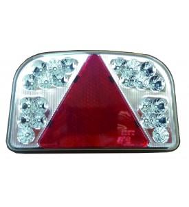 Feu intégral LED fonctions doublées - Droit