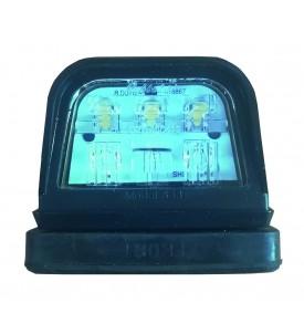Eclaireur à LED 12/24 V - Dimensions : 76 x 66 x 53 mm
