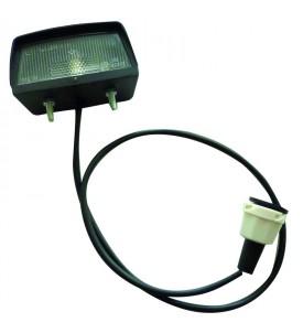 Eclaireur pré-câblé avec connecteur - 0,60 m