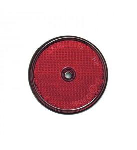 Catadioptre diam 86 MM - Arrière rouge