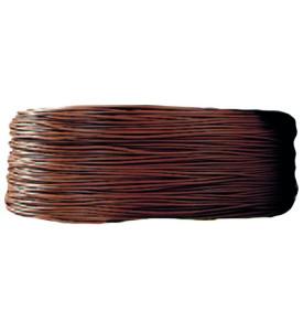 Câble 1 mm² - marron au mètre