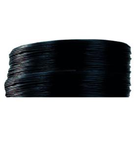 Câble 1,5 mm² - noir au mètre