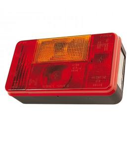 Feu RADEX 5001 - Gauche : éclaireur de plaque + brouillard