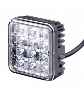 Feu de pénétration orange à LED