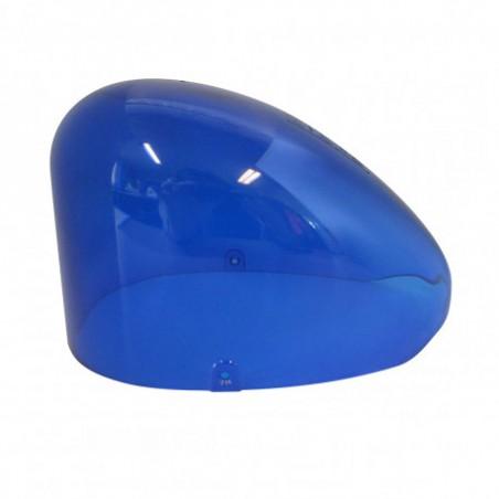 Gyrophare GOUTTE D'EAU cabochon bleu