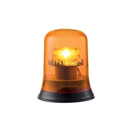 Gyrophare RIGATO à poser orange 12/24 V