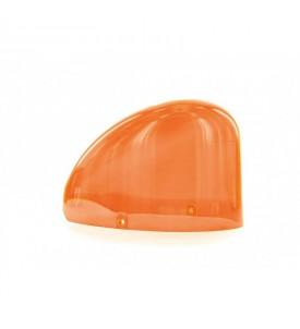 Gyrophare GOUTTE D'EAU magnétique cabochon orange
