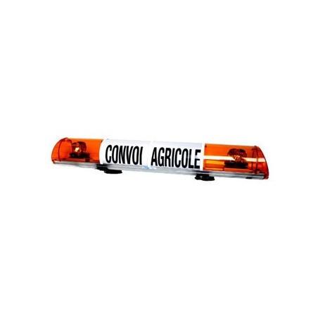 Rampe convoi agricole 21 W