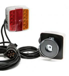 Equipement magnétique à LED