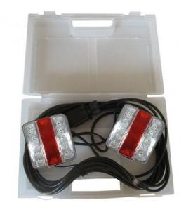 Equipement magnétique à LED en valisette