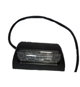 Eclaireur LED - Dimensions : 100 x 45 x 54 mm