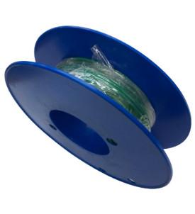 Câble 1,5 mm² - vert - rouleau 25 m