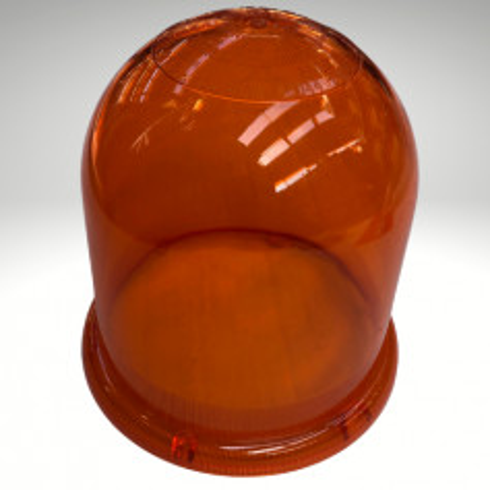 Gyrophare AGRIROT cabochon orange