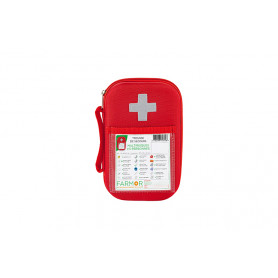 TROUSSE SECOURS MULTIRISQUES 1/5 PERS