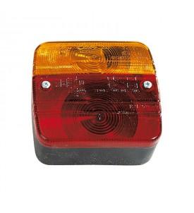 Feu arrière gauche/droit 4 fonctions monté - AJBA FP11.004