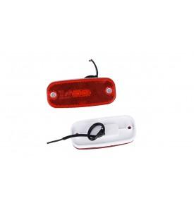 Feux de position à LED 12 V rouge - arrière