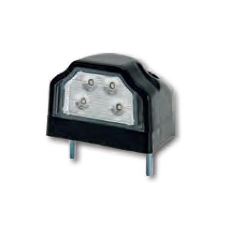 ECLAIREUR DE PLAQUE LED 12 24V CONNECTIQUE QS075