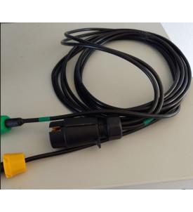 Câble Alimentation Feux - 2 x 3,85 m