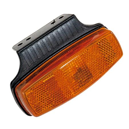 Feu latéral orange sur languette - CEA 2207