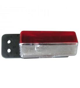 Feu de GABARIT bicolore sur languette droite - AJBA FI57