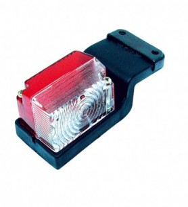 Feu de GABARIT bicolore sur languette coudée - SIM 3110