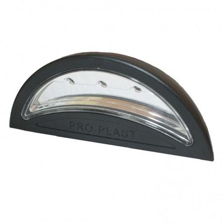 Eclaireur à LED - Dimensions : 123 x 52 mm
