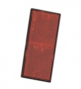 Catadioptre 106 X 50 MM - Arrière rouge
