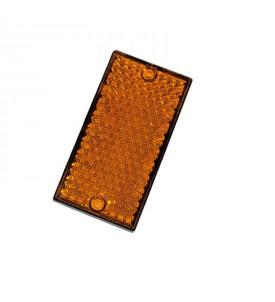 Catadioptre 105 X 54 MM - Latéral orange (Vrac)