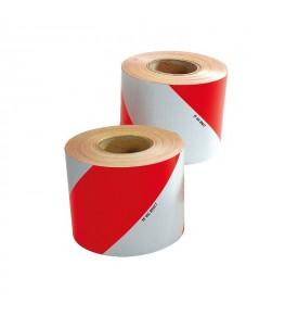 2 rouleaux de bandes adhésives réfléchissantes - 2 x 50 m