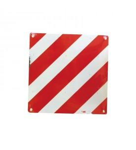 Panneau de signalisation en aluminium