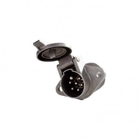 Socle aluminum ISO 1185 série N connexion à vis