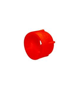 Bague de blocage rouge TECNOSIGNAL