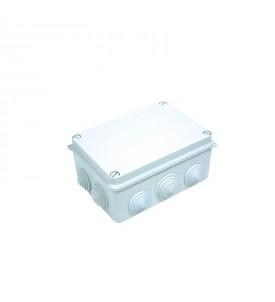 Boîte de dérivation - 10 entrées - 154 x 110 x 70 mm