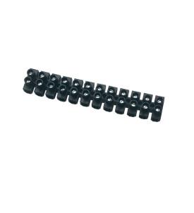 Barrette de connexion domino pour câble de 1 à 6 mm²